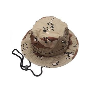 Safari Bucket Hat (Desert Camo)